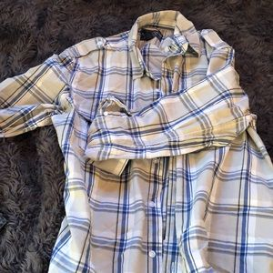 Button down tee by American rag